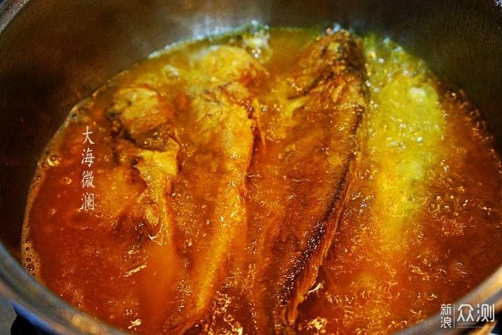 不用裹面糊,这样做干炸黄鱼,外酥里嫩特鲜美_新浪众测