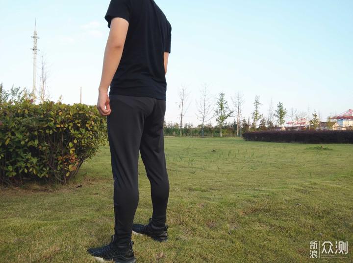 """吸湿排汗,这条运动裤是运动的""""最佳搭档""""_新浪众测"""