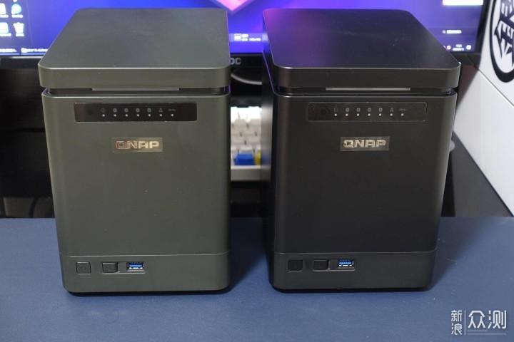 TS-453Bmini VS TS-453Dmini新旧机型对比测评_新浪众测