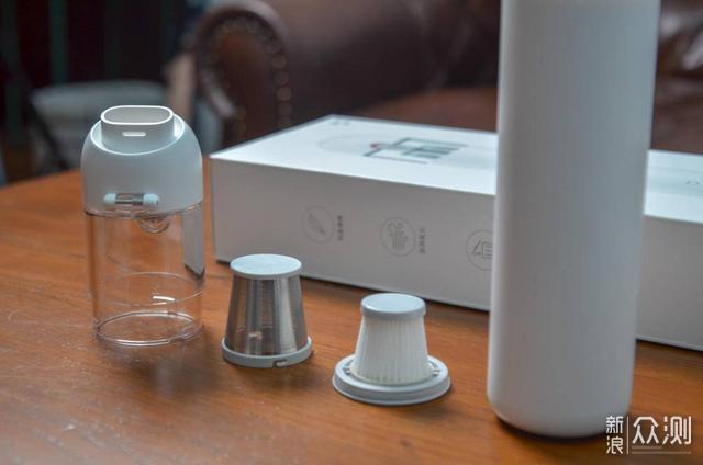 颜值出众吸力强劲:米家随手吸尘器体验评测_新浪众测