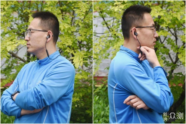 舒适不掉的运动爽快,南卡S2 颈挂式蓝牙耳机_新浪众测