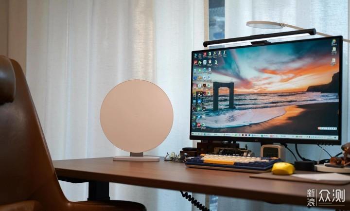 办公室的蓝天白云,米家桌面净化器使用体验_新浪众测