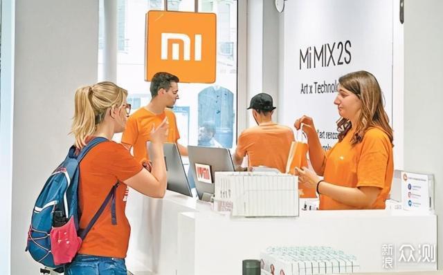 中国手机品牌海外市场预测:小米有望接盘华为_新浪众测