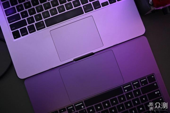 间隔5年的两台MacBook pro有什么区别?对比_新浪众测