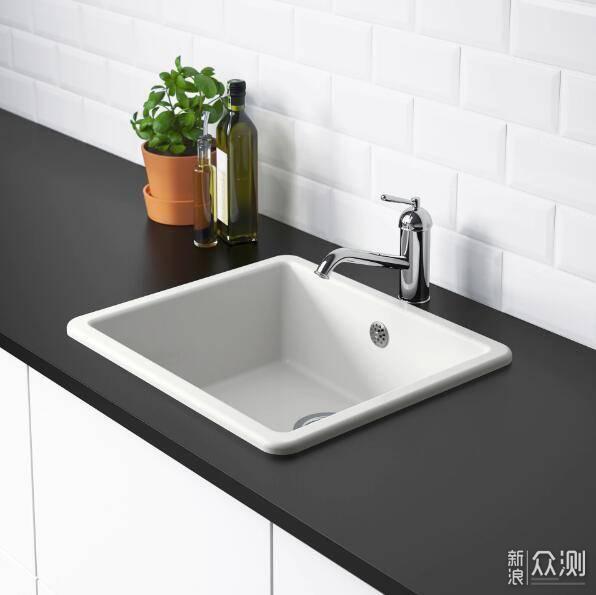 厨房石英石台面清理_厨房水槽选购攻略,选择合适的水槽很重要!_原创_新浪众测