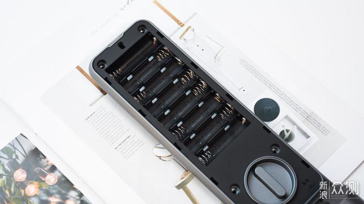 五大开锁方式 接入米家生态 鹿客智能门锁S30_新浪众测