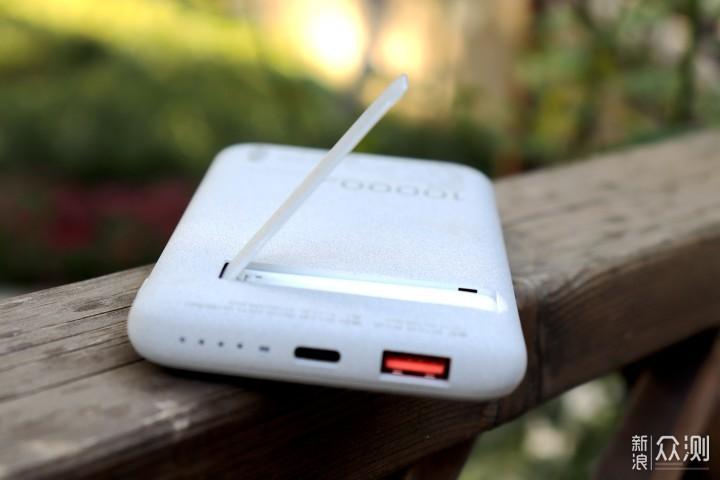 双模式充电新选择南卡power2无线快充充电宝_新浪众测