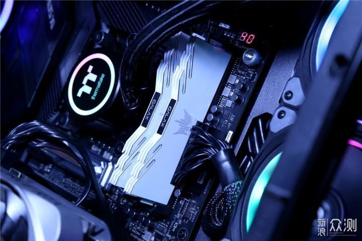 上一代9900K搭配RTX3070金属大师显卡装机实测_新浪众测