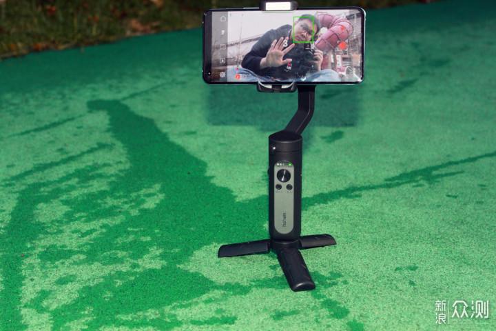 浩瀚iSteadyX手机稳定器:轻松拍出大片级视频_新浪众测