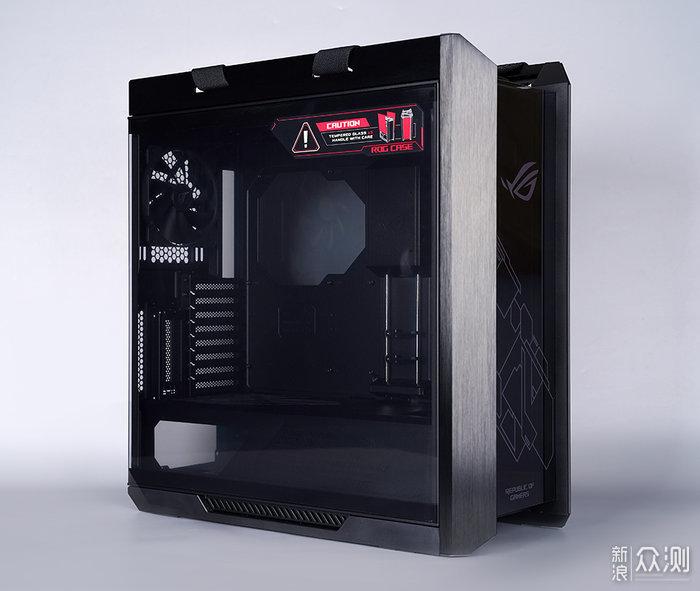 置换升级RTX 3070,ROG太阳神机箱装机体验_新浪众测