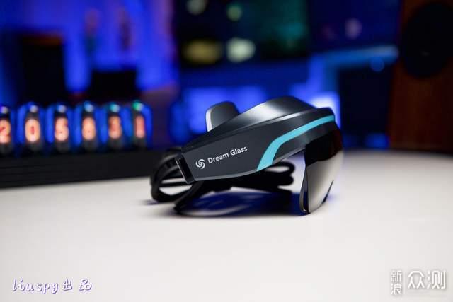 随身携带的200寸巨幕,4KAR智能眼镜使用体验_新浪众测