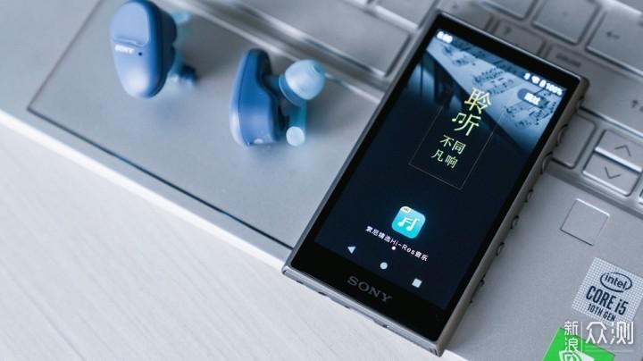 索尼WF-SP800N运动降噪真无线耳机开箱_新浪众测