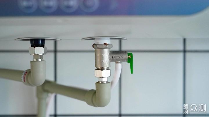 有颜有料,佳尼特电热水器安装体验实录_新浪众测