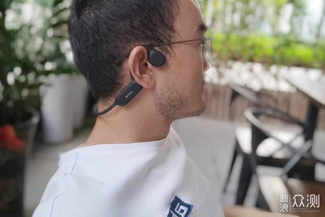 听歌不再用耳朵,南卡骨传导耳机来点新鲜的_新浪众测