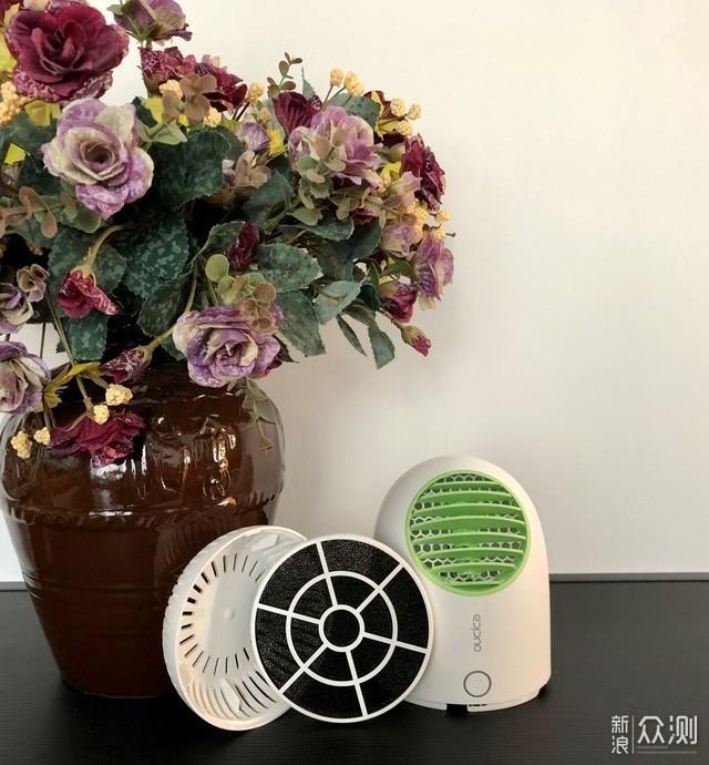 袖珍小欧给家庭带来好空气——小欧空气洁净器_新浪众测