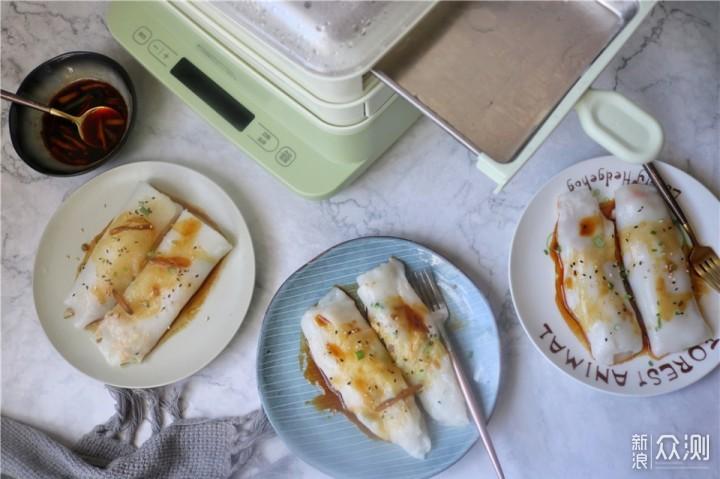 南方经典肠粉,自己做真简单,好吃营养_新浪众测