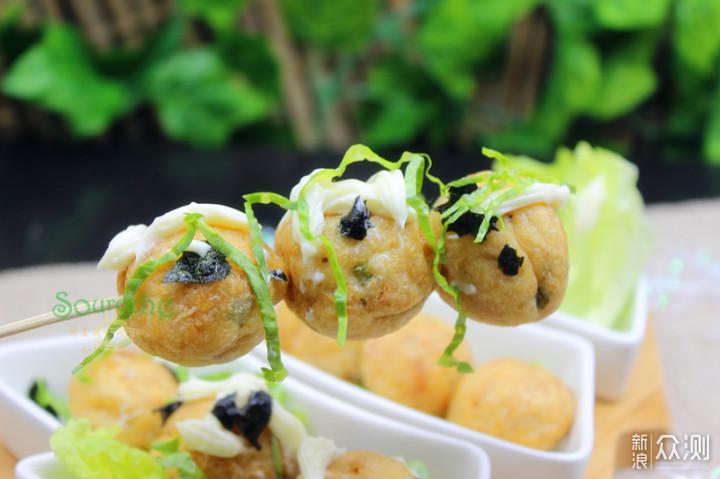 豆腐新吃法,不煮也不炸,做成小丸子,真香!_新浪众测
