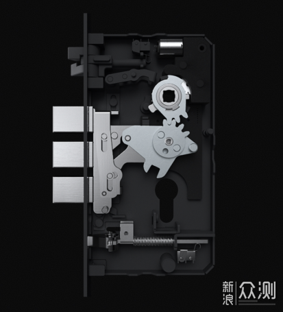 Aqara 全自动智能推拉锁D100发布_新浪众测