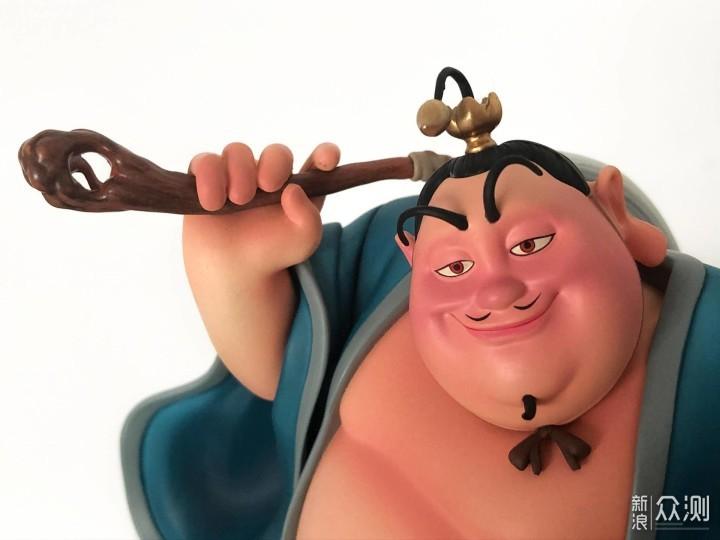 正版《哪吒之魔童降世》系列手办大全套开箱_新浪众测
