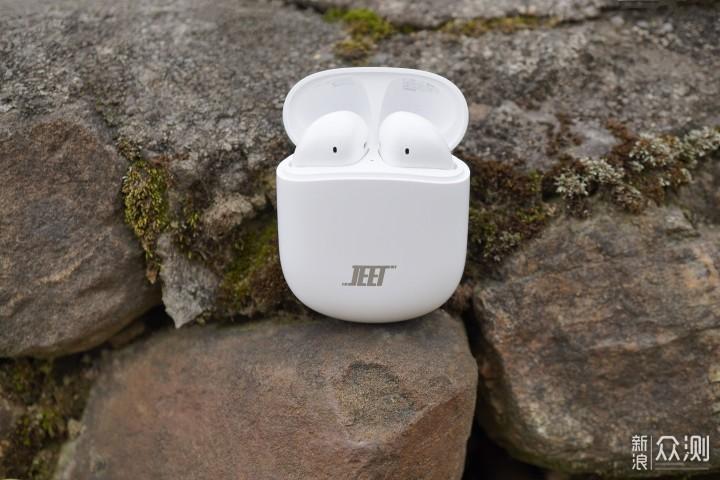 拒绝苹果Airpods公模——JEET ONE真无线耳机_新浪众测