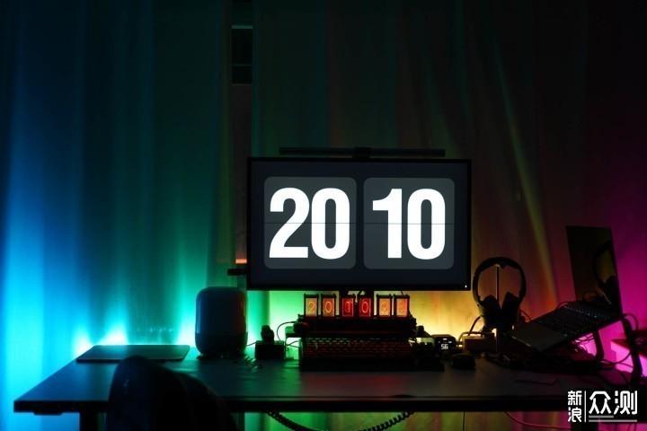 书桌才是男人的心头好,2021把书桌换了个遍。_新浪众测