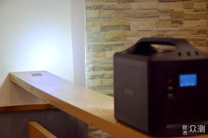 无市电500W大功率户外用电全兼容解决方案_新浪众测