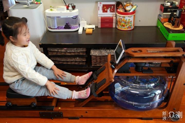 身体才是最终生产力,野小兽划船机R30体验_新浪众测
