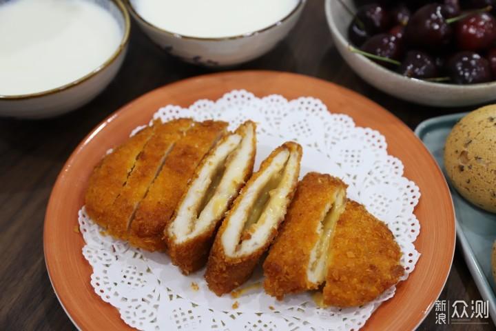 给初中生准备的早餐,复刻小吃街爆浆鸡排_新浪众测