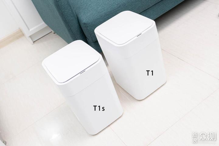 拓牛智能垃圾桶「全家桶套餐」体验,自动打包_新浪众测