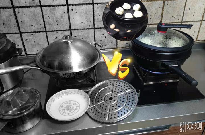 厨房多面手,一口好锅,就能提升你的厨艺_新浪众测