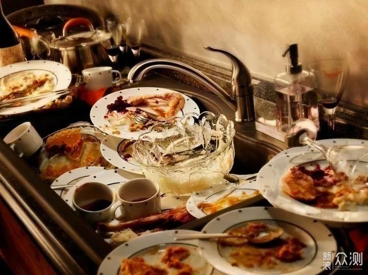 洗碗机为啥选大不选小?六大优势,一篇讲透_新浪众测
