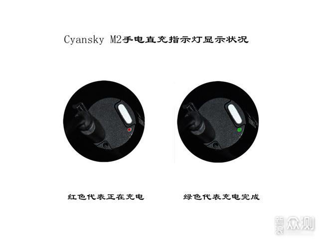 好兄弟系列之Cyansky  M2/M3手电---指尖精灵_新浪众测