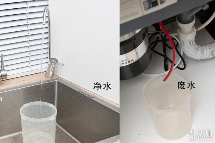 净水器关键参数解析,佳尼特大流量净水器体验_新浪众测