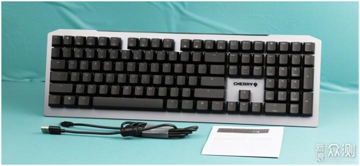 全新VIOLA轴体,CHERRY MV 3.0机器键盘体验_新浪众测