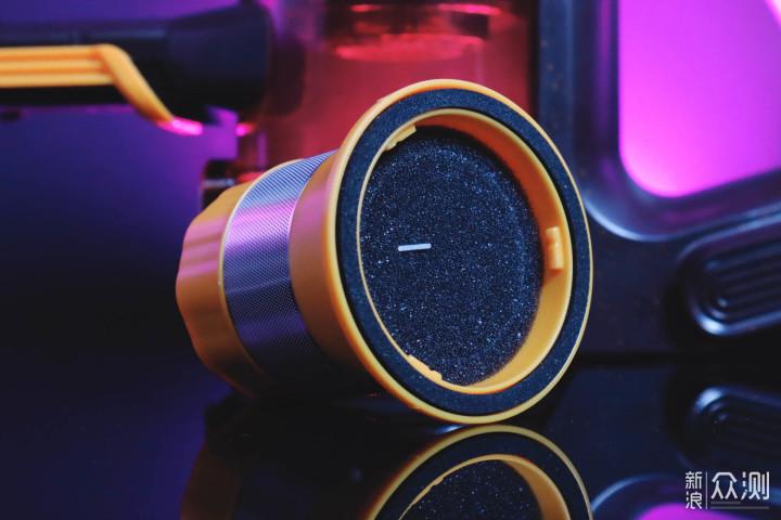 会给自己消毒杀菌的成熟吸尘器,手指管家J81_新浪众测