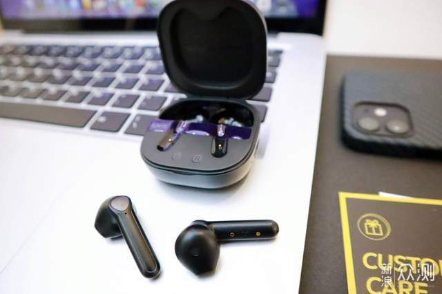 超高性价比之选:泥炭 TrueAir2蓝牙耳机体验_新浪众测