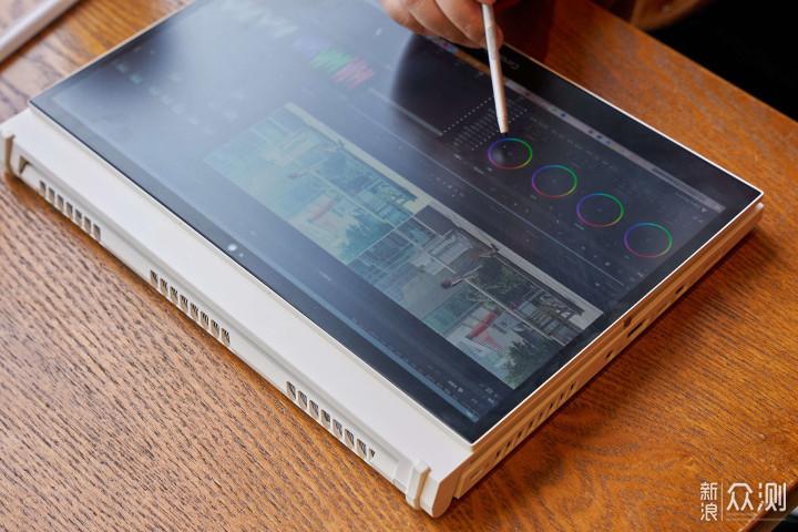 设计师的灵感伙伴:宏碁 ConceptD 3 Ezel_新浪众测