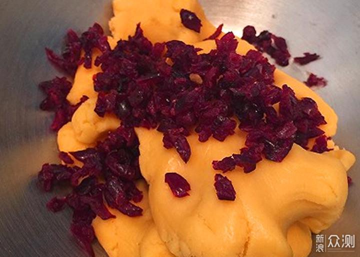 香脆可口的蔓越莓酥,空气炸锅轻松做出来_新浪众测