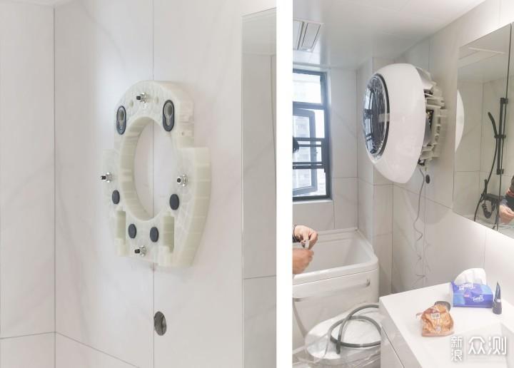 """合理""""洗、烘、存""""—小吉壁挂洗衣机使用分享_新浪众测"""