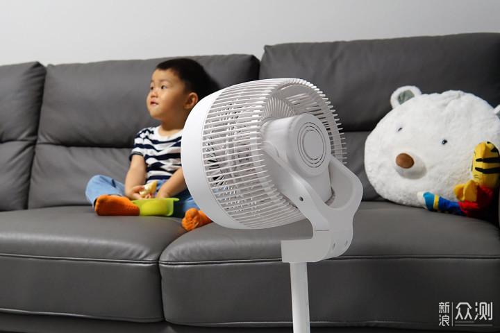 炎炎夏日请温柔以待,舒乐氏空气循环风扇评测_新浪众测
