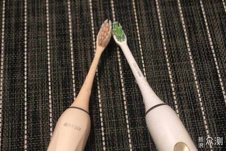 清洁还要考虑低损伤—扉乐Major电动牙刷体验_新浪众测