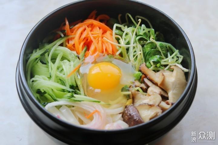 周末孩子馋了,花30分钟做一份石锅拌饭,真香_新浪众测