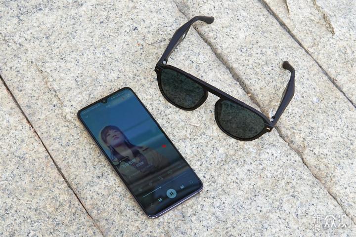 潮人出街新装备!海伦凯勒智能音频眼镜玩法多_新浪众测