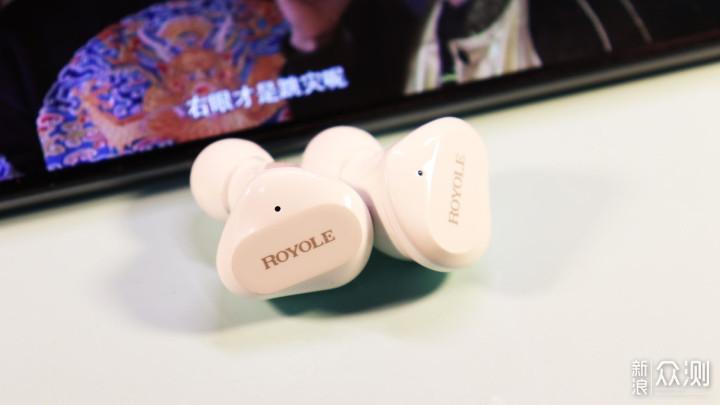 轻巧好用,RoPods 真无线蓝牙耳机测评_新浪众测