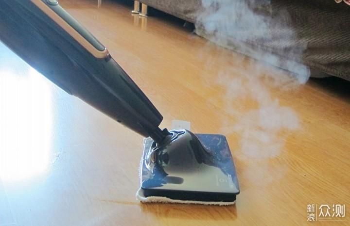 高温杀菌清洁能手;Baumatic英国高温蒸汽拖把_新浪众测