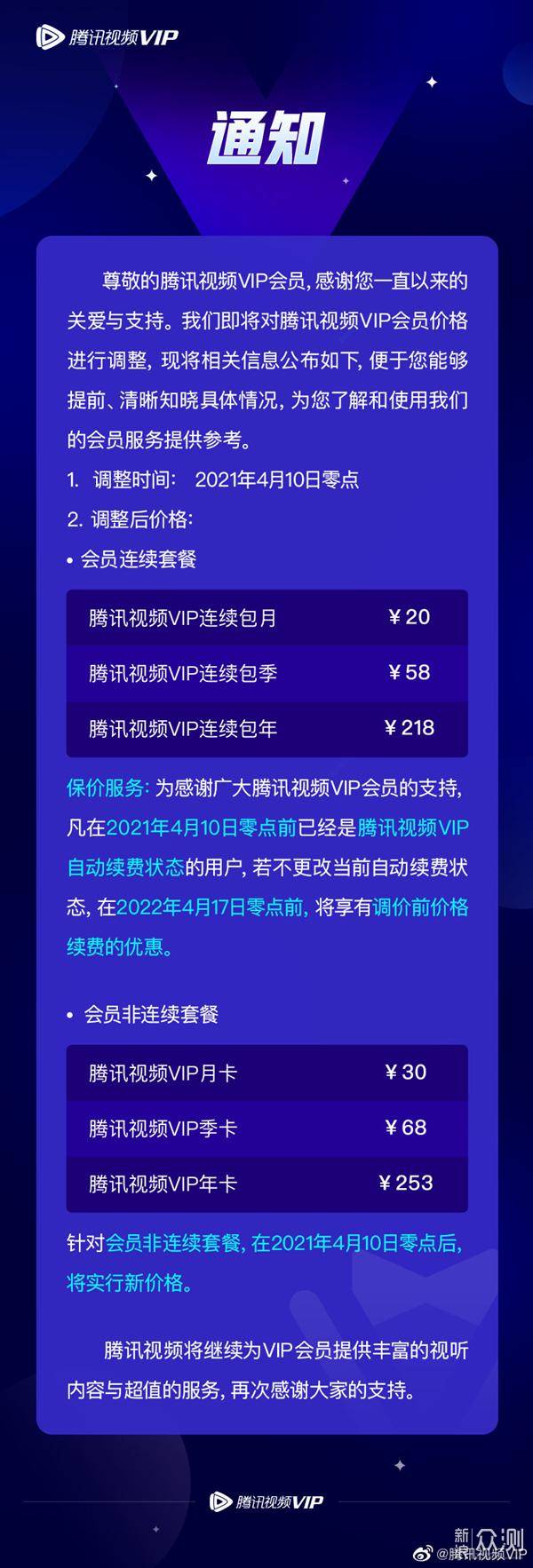 腾讯爱奇艺涨价也不怕-联通 PLUS 会员权益_新浪众测