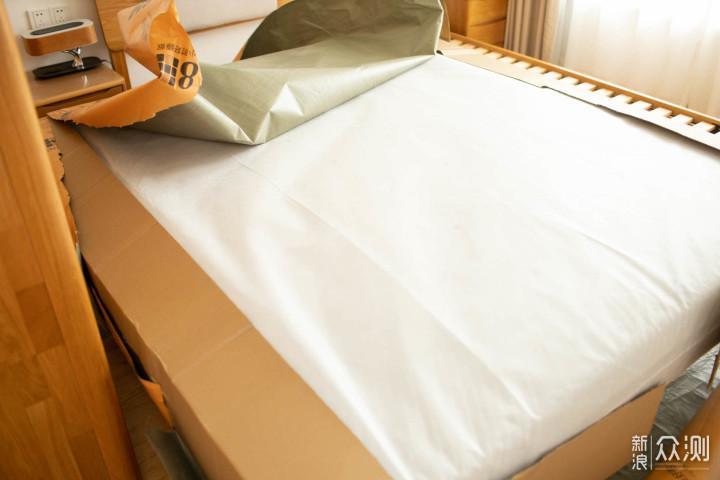 全球首款大口径独立弹簧床垫,好欠好?_新浪众测