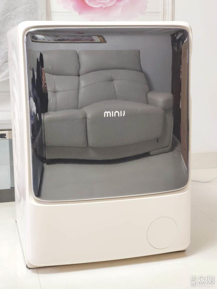 6千元的DD直驱洗烘套到底有多静音,请看这篇_新浪众测