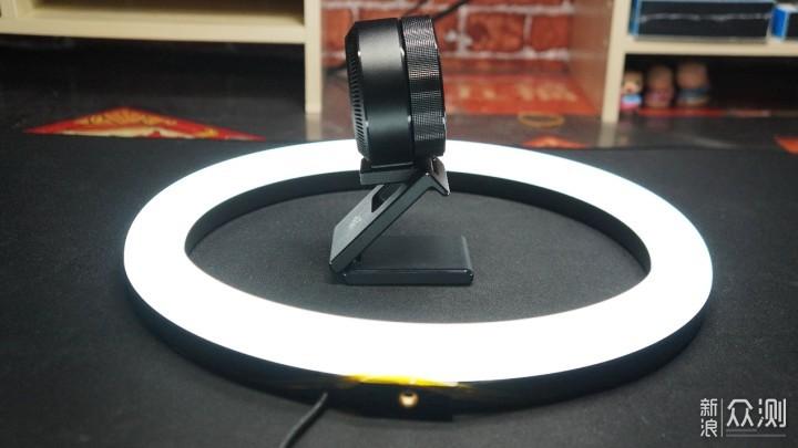雷蛇清姬专业版套装:面向高端玩家的直播配件_新浪众测