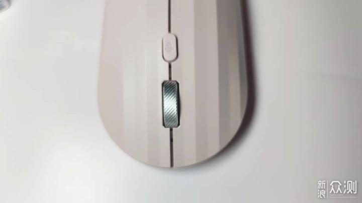 办公鼠标怎么选?M110小巧便捷,支持语音输入_新浪众测